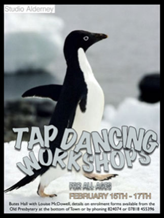 Tap Dancing Workshops in Alderney